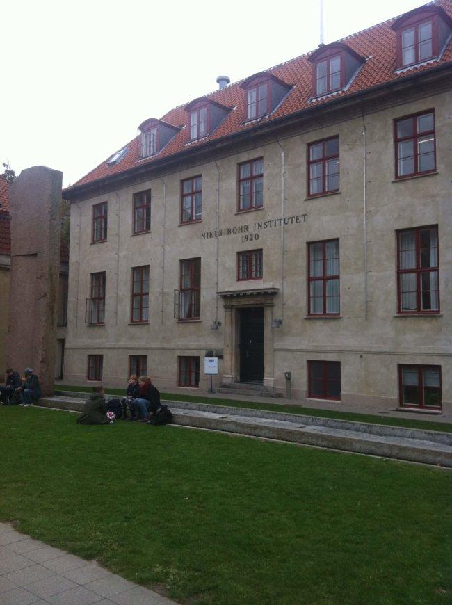 Институт Нильса Бора
