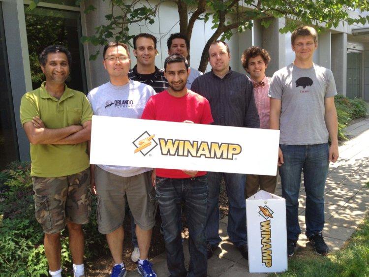 Прощай Winamp