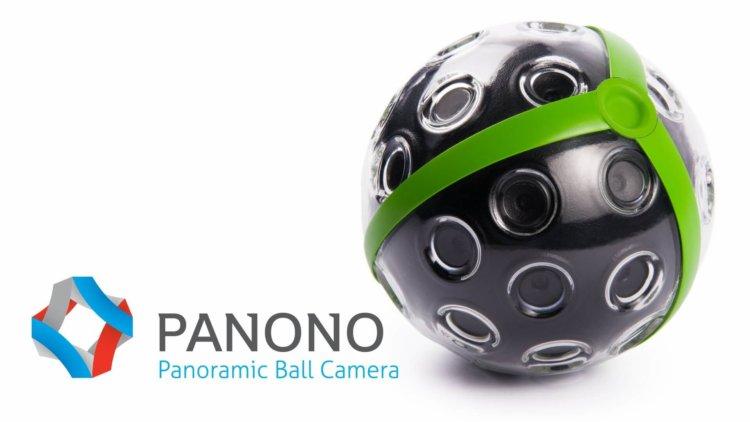 Panono - круглая камера