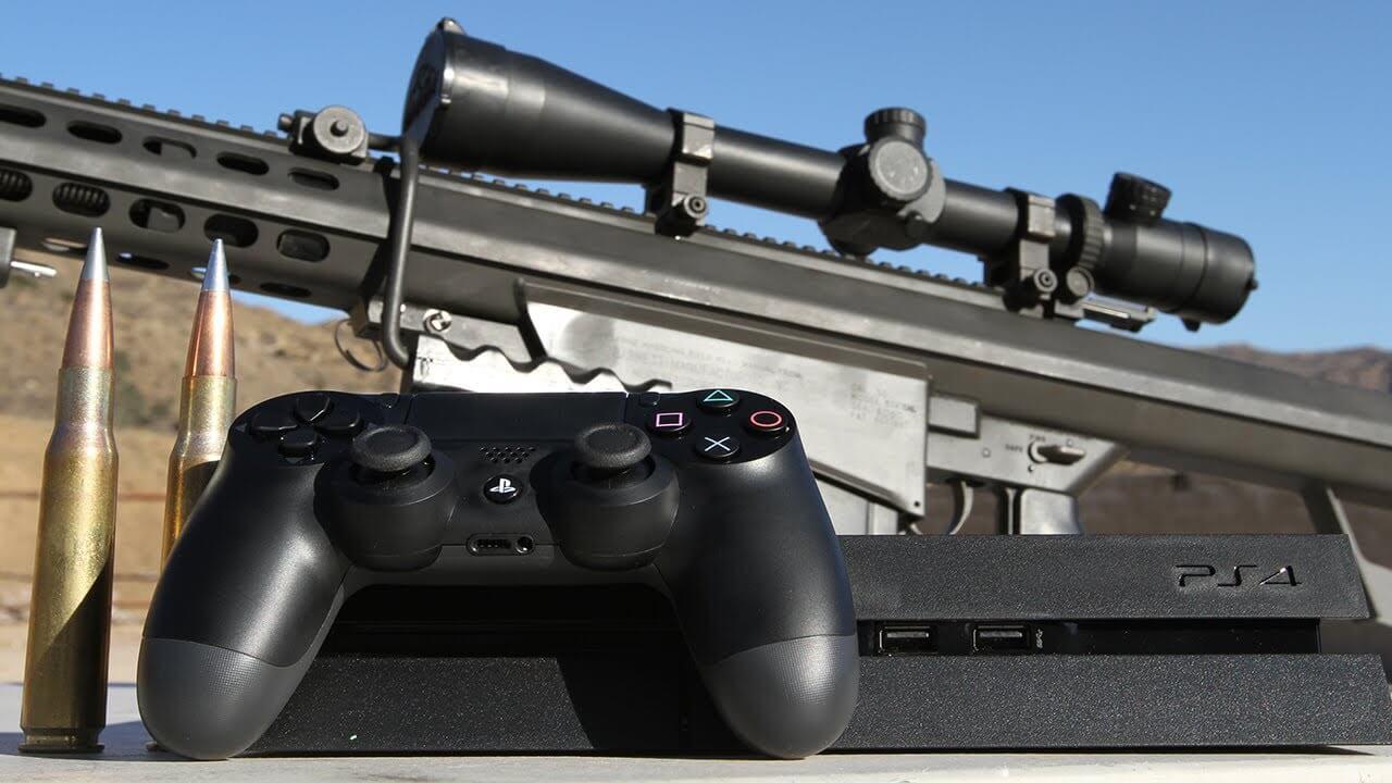 Как уничтожить свою PS4