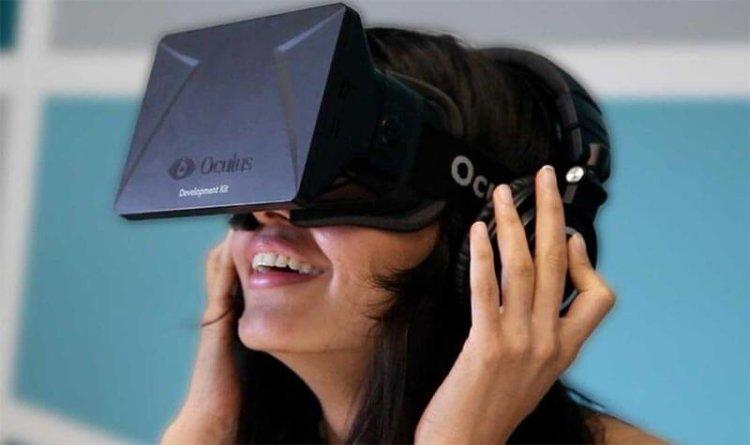 Valve разрабатывает шлем виртуальной реальности