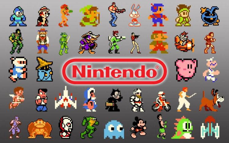 Nintendo и все-все-все