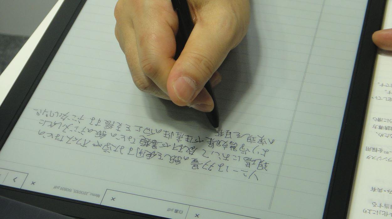 Sony приступила к производству E-ink планшетов