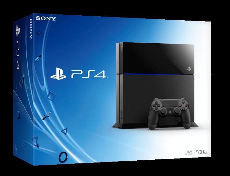 Старт продаж PS4 в США