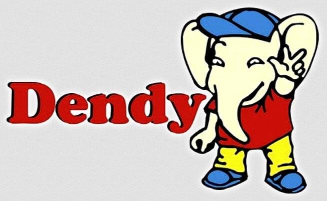 Логотип Dendy