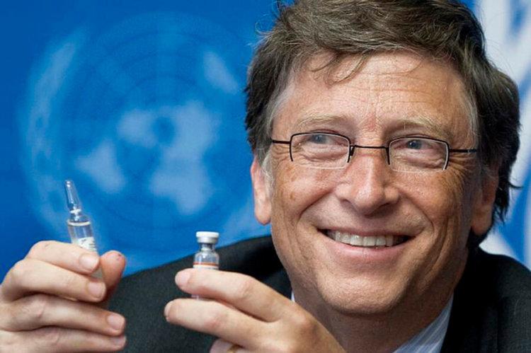 Билл Гейтс и вакцина от малярии