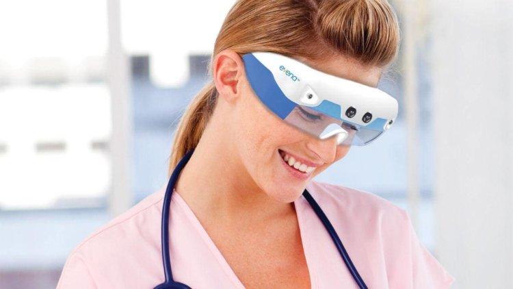 Evena Eyes On Glasses - очки, которые видят сквозь кожу