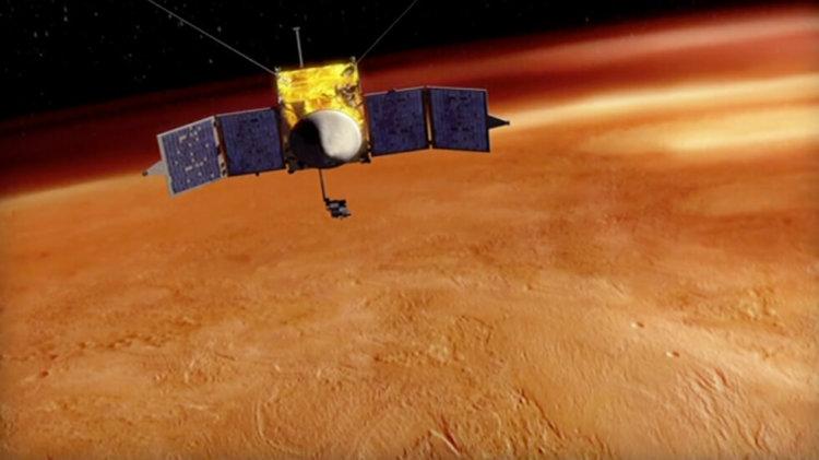 MAVEN-orbit