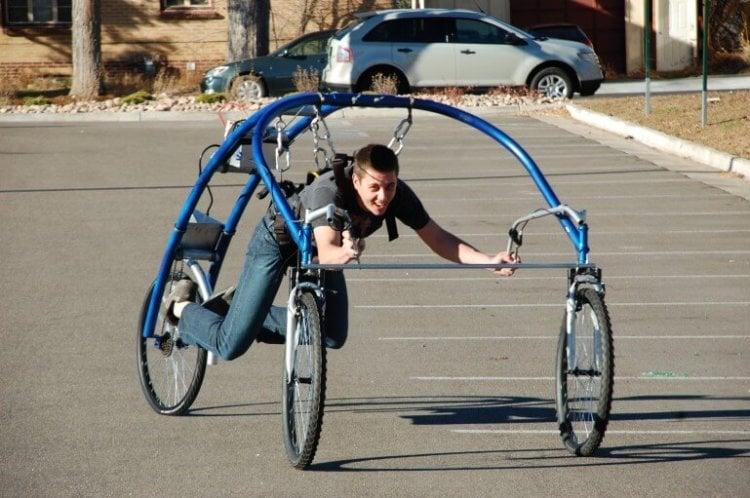 Streetflyer - электрческий велосипед
