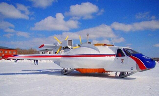 ESTOLAS универсальный самолет