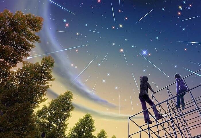 Наблюдение за звездами манило человека издревле