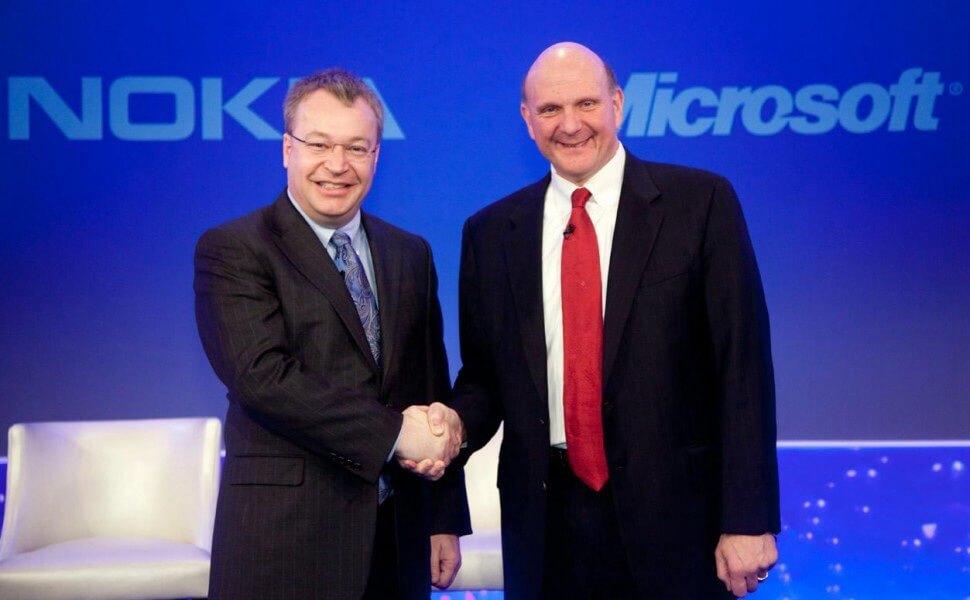 Nokia — раз. Nokia — два. Nokia — три. Продано!