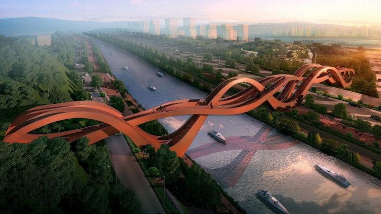 Новый китайский мост
