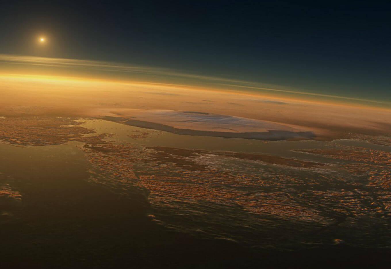 Известно, каким Марс был четыре миллиарда лет назад (+видео)