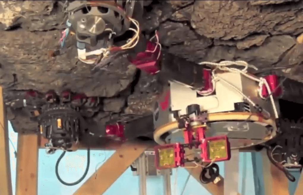 Робот скалолаз