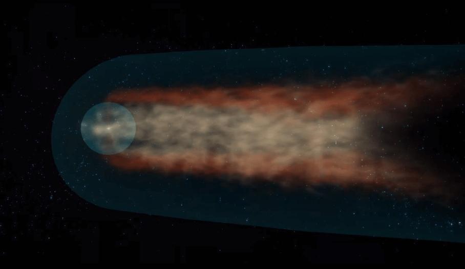Хвост Галактики