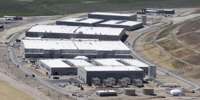 Дата-центры АНБ, занимающиеся сбором данных