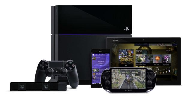 PS4 и периферия