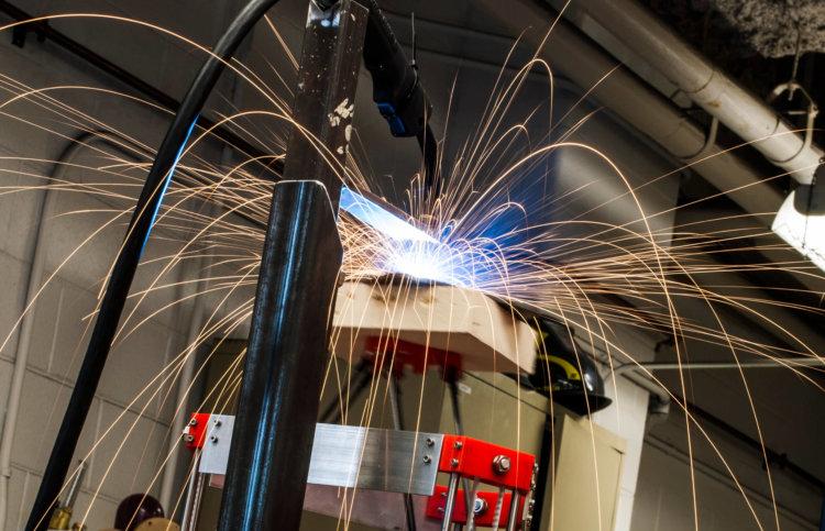 3D-принтер для печати металлом
