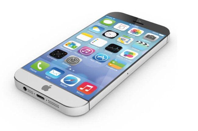 Иллюстрация iPhone 6