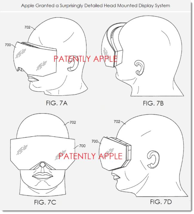 Очки виртуальной реальности Apple