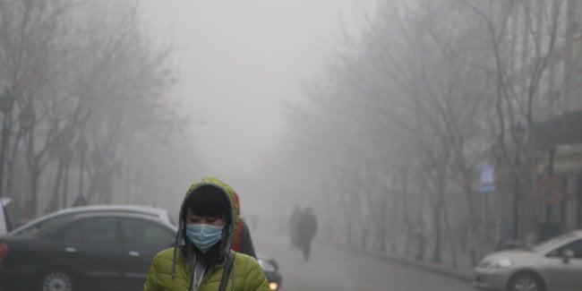 Міський смог