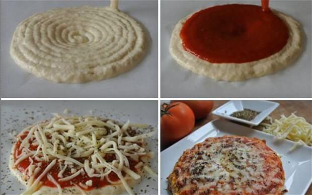 3D-pizza