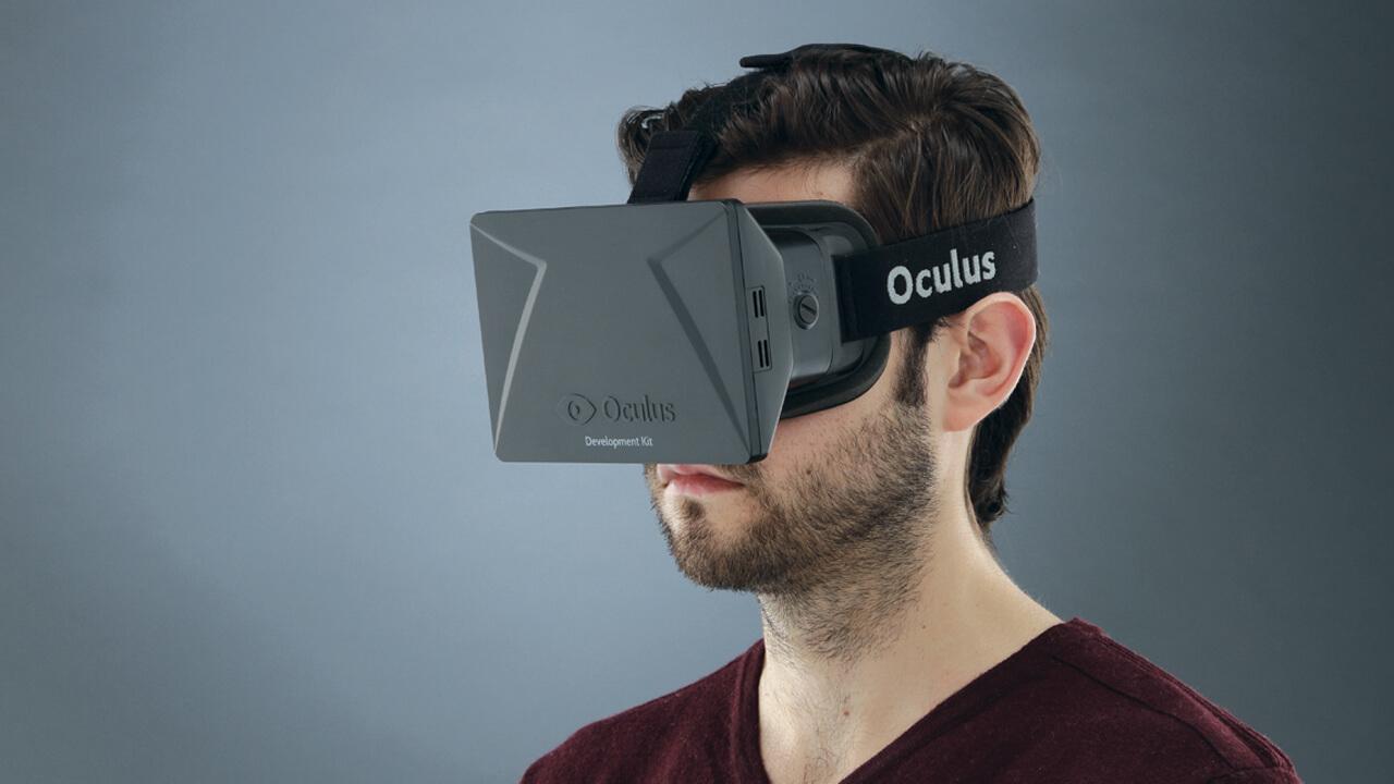 Скучная жизнь: Oculus Rift