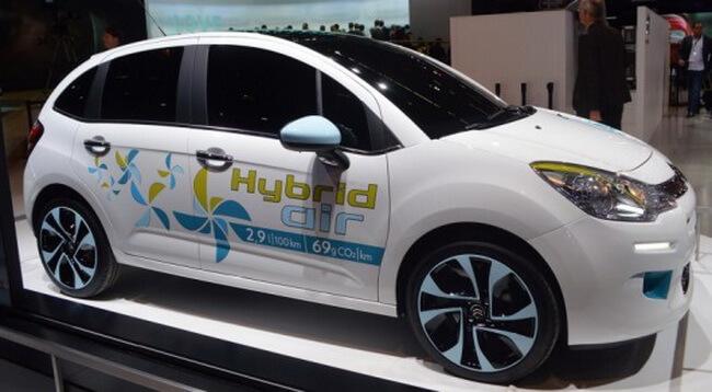 Peugeot Hybrid Air1