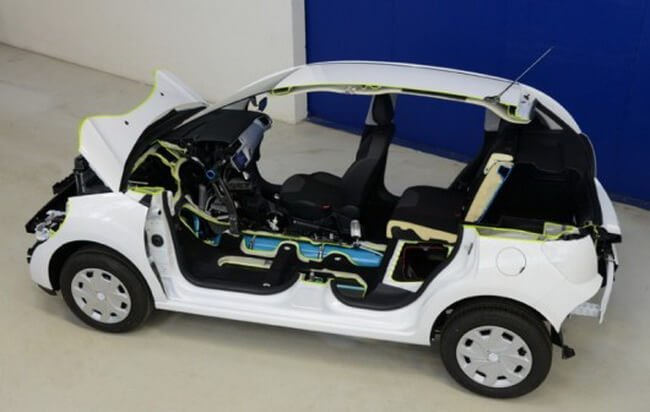 Peugeot Hybrid Air2