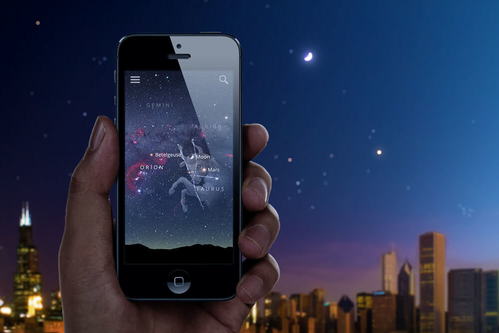 Скачать Приложение Звездное Небо - фото 5