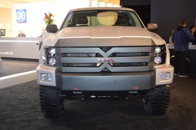 VIA Motors XTRUX