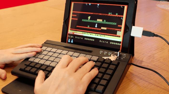 Тестирование первого образца клавиатуры