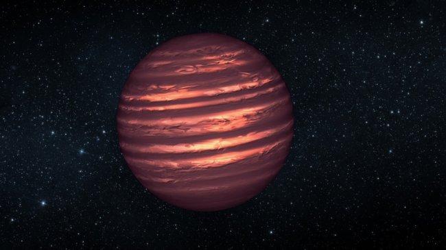 Обнаружена экзопланета, на которой возможна жизнь (2 фото)