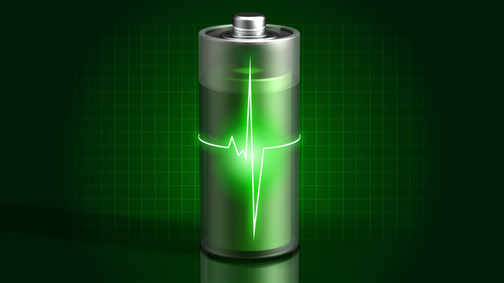 Экологическая батарейка