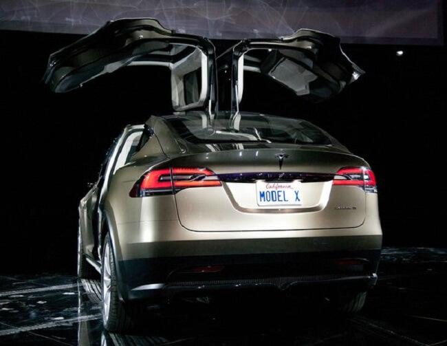 Tesla Motor X