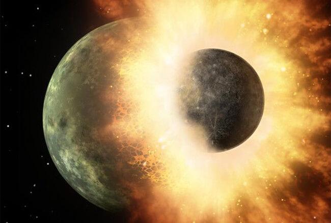 Определение изотопного состава Венеры откроет тайну происхождения Луны (2 фото)