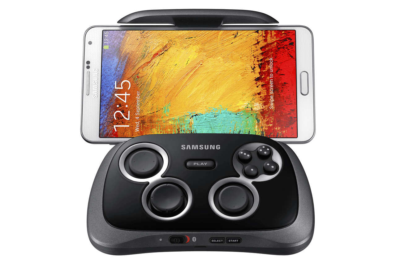 Smartphone GamePad