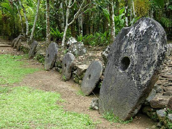 Камни Раи