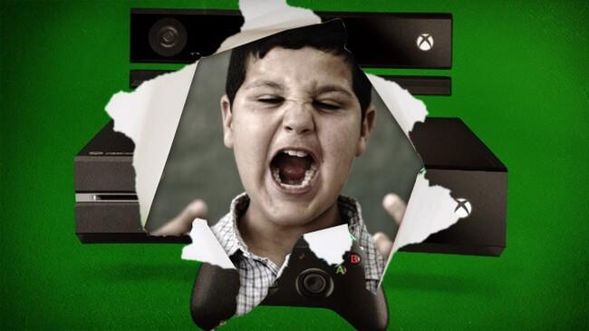 Розыгрыш владельцев Xbox One