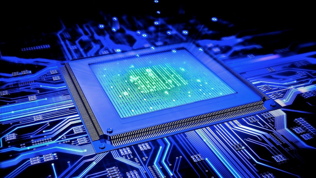 Создан нанопроцессор