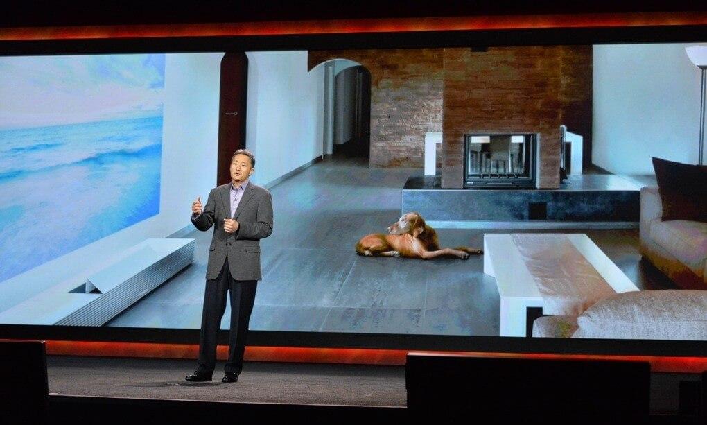 Новые проекторы Sony