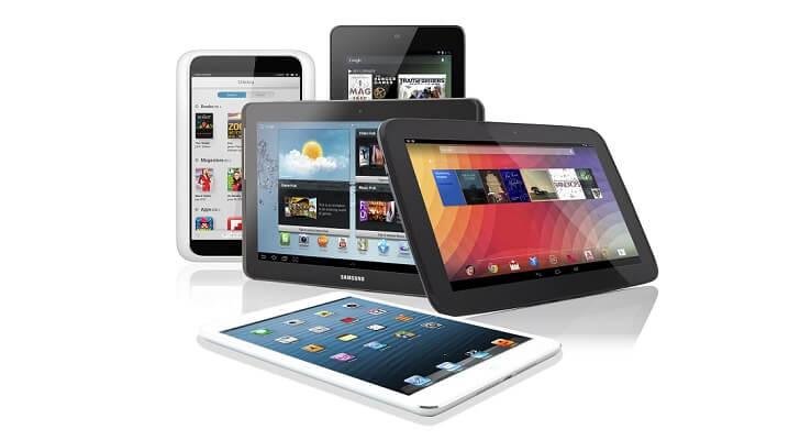 Global-Tablet-Shipments