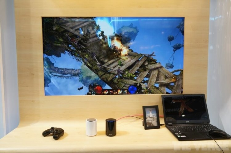 Huawei-Tron-console-with-TV