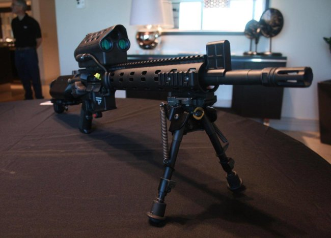 500 Series AR Smart Rifle