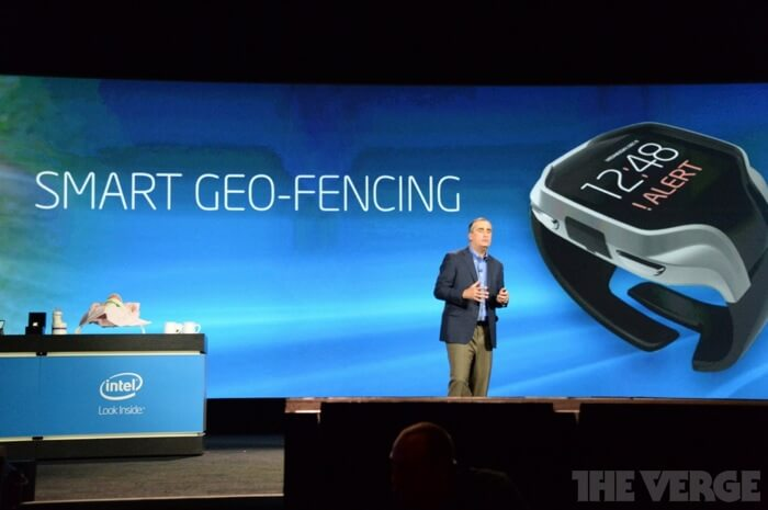 Intel-Smartwatch-Prototype