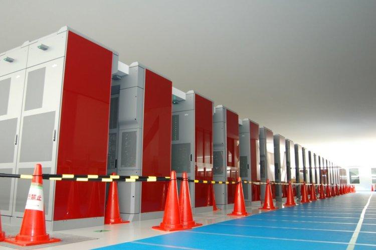 Суперкомпьютер Fujitsu K