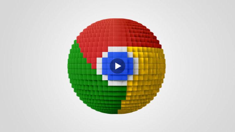 LEGO Chrome