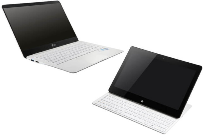 LG Ultra PC and Tab-Book 2