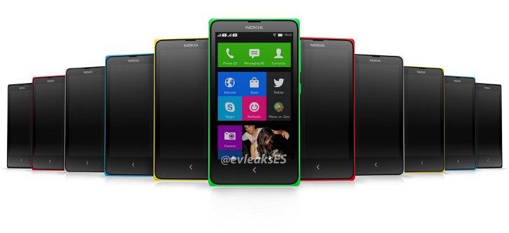 Nokia Normandy поступит на рынок под именем Asha 4xx?